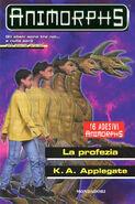 Animorphs 34 the prophecy La profezia italian cover
