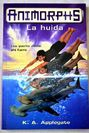 Animorphs 15 the escape spanish cover
