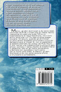 Animorphs 25 the extreme Il gelo italian back cover