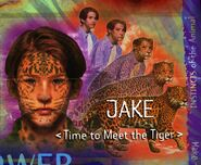Animorphs Alliance poster Jake close up