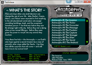 Anibase book 1 the invasion whats the story