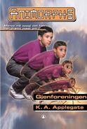 Animorphs 30 the reunion Gjenforeningen Norwegian cover