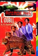 Animorphs 11 the forgotten french cover
