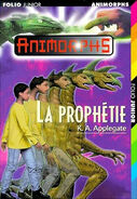 Animorphs 34 the prophecy french cover