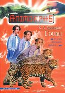Animorphs 11 the forgotten L oubli french canadian cover