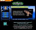 Scholastic.com web screenshot transformers Tri-Rex
