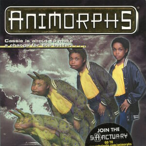 Animorphs 29 the sickness front cover scan with sanctuary sticker.jpg
