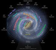 Milkyway galaxy 01