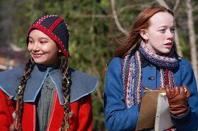 Anne und kakwet