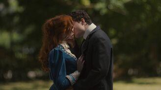 Anne und GIlbert küssen 3