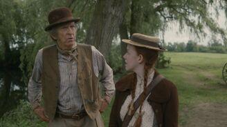 Matthew und Anne kämpfen für Kakwet