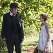 Anne und Matthew treffen sich