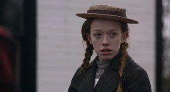 Anne mit Hut