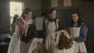 Mädchen diskutieren