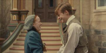 Anne und Cole sehen sich wieder