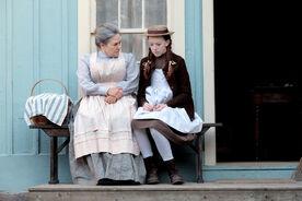 Anne und Rachel
