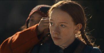 Kakwet macht Annes Haare