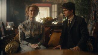 Winifred weint wegen Gilbert