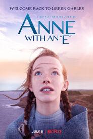 Anne S2 Netflix Poster