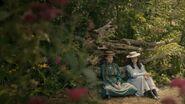 Anne und Diana reden über Gilbert