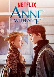 Staffel 1 Plakat Anne und Gilbert