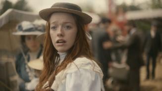 Anne sieht Gilbert