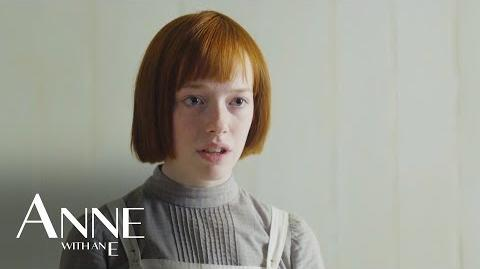 The Wigs of Anne - Anne Behind the Scenes - Anne with an E-Anne with an E, Behind the scenes, Perücken