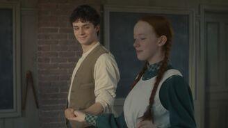 Anne und Gilbert Hände