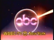 ABC Network ident with WABC-TV New York byline - Fall 1978
