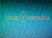 KMSP Newsnine open - 1972