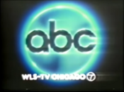 ABC Network ident with WLS-TV Chicago byline - Fall 1976