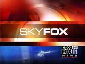 KTTV Fox 11 News - SkyFox open - Late 2004