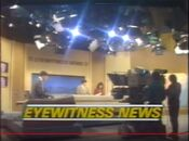 KABC Channel 7 Eyewitness News 11PM Weekend open - March 4, 1984
