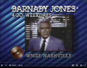 WNGE Channel 2 - Barnaby Jones - Weekdays ident - Fall 1983
