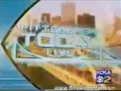 KDKA-TV News, Pittsburgh Today Live open - 2003