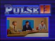 WTVT The Pulse 13 Newshour 6PM open - February 1, 1983
