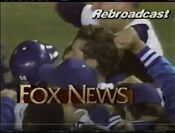 KTTV Fox News 10PM open - October 12, 1988