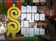 The Price Is Right open - September 13, 1993