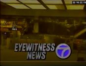 WABC Channel 7 Eyewitness News 11PM open - February 26, 1993
