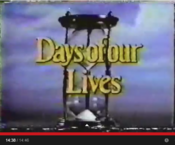 Days+Of+Our+Lives+Video+Close+From+December+23,+1983