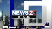 WKRN News 2 4PM open - Late Fall 2020