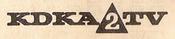 Kdka TV 2 1955