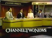 KPRC Channel 2 News 5PM open - September 1, 1986