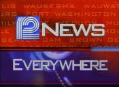 WISN 12 News open - 1996