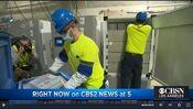 KCBS CBS2 News 5PM Weekend open - December 13, 2020