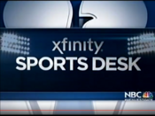 KNTV NBC Bay Area News - Xfinity Sportsdesk open - Late January 2012