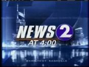 WKRN News 2 4PM open from late January 2005