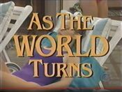 As The World Turns closing titles - June 8, 1995
