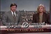 KABC Channel 7 Eyewitness News 4PM open - November 2, 1992