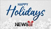 WTNH News 8 - Happy Holidays promo - December 23, 2020
